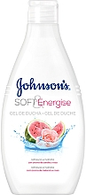 Fragrances, Perfumes, Cosmetics Shower Gel with Watermelon & Rose Aroma - Johnson's® Soft & Energise Shower Gel