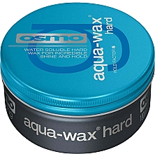"Fragrances, Perfumes, Cosmetics Gel Wax ""Wet Hair Effect"" - Osmo Aqua-Wax Hard"