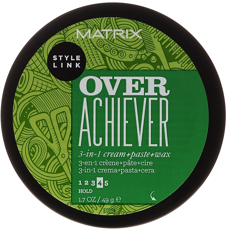 Hair Styling Paste - Matrix Style Link Over Achiever Paste