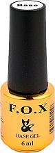 Fragrances, Perfumes, Cosmetics UV Base Coat - F.O.X Base Strong Gel