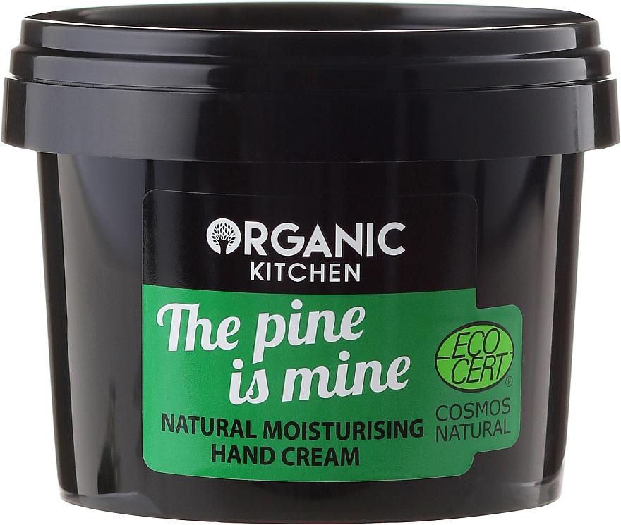 "Hand Cream ""The Pine is Mine"" - Organic Shop Organic Kitchen Cream"