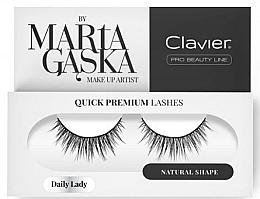 Fragrances, Perfumes, Cosmetics Flase Lashes - Clavier Quick Premium Lashes Glam Madame 829