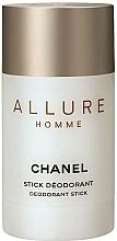 Fragrances, Perfumes, Cosmetics Chanel Allure Homme - Deodorant-Stick