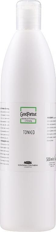 Green Tea Face Tonic - Fontana Contarini Cosmetics Tonic — photo N3