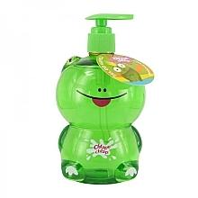 "Fragrances, Perfumes, Cosmetics Kids Shower Gel ""Frog"" - Chlapu Chlap Bath & Shower Gel"