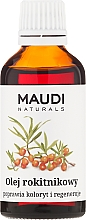 Fragrances, Perfumes, Cosmetics Sea Buckthorn Oil - Maudi
