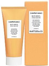 Fragrances, Perfumes, Cosmetics After Sun Face Cream - Comfort Zone Sun Soul Face Cream Aftersun