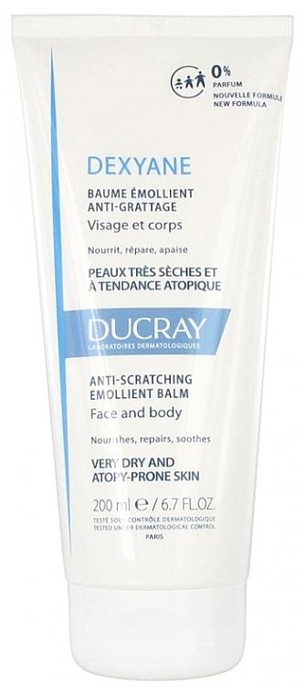 Emollient Face & Body Balm - Ducray Dexyane Anti-Scratch Emollient Balm