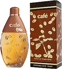 Fragrances, Perfumes, Cosmetics Cafe Parfums Cafe - Eau de Toilette