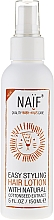Fragrances, Perfumes, Cosmetics Hair Lotion - Naif Baby Easy Styling Hair Lotion