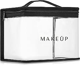 "Fragrances, Perfumes, Cosmetics Silicone Makeup Bag ""Allvisible"" 17x15x15 cm - MakeUp"
