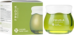 Fragrances, Perfumes, Cosmetics Avocado Extract Regenerating Facial Cream - Frudia Relief Avocado Cream
