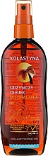 Fragrances, Perfumes, Cosmetics Waterproof Tan Oil Spray SPF20 - Kolastyna