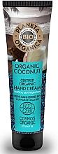 Fragrances, Perfumes, Cosmetics Moisturizing Hand Cream - Planeta Organica Organic Coconut Hand Cream
