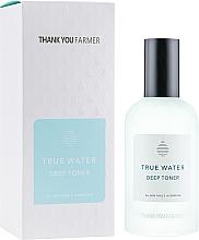 Fragrances, Perfumes, Cosmetics Deep Moisturizing Facial Toner - Thank You Farmer True Water Toner