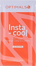 Fragrances, Perfumes, Cosmetics Face Patches - Oriflame Optimals Insta-cool