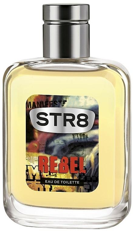 STR8 Rebel - Eau de Toilette