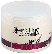 Fragrances, Perfumes, Cosmetics Hair Mask - Stapiz Sleek Line Colour Mask