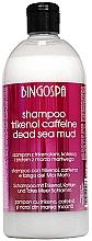 Fragrances, Perfumes, Cosmetics Tricenol & Caffeine Shampoo - BingoSpa Shampoo With Trikenolem And Caffeine