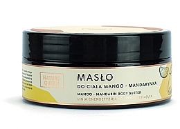 "Fragrances, Perfumes, Cosmetics Body Butter ""Mango & Tangerine"" - Nature Queen Body Butter"