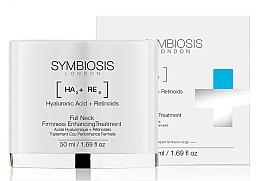 Fragrances, Perfumes, Cosmetics Full Neck Cream - Symbiosis London Full Neck Firmness Enhancing Treatment
