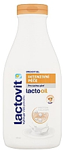 Fragrances, Perfumes, Cosmetics Shower Gel with Almond Oil - Lactovit Shower Gel