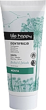 Fragrances, Perfumes, Cosmetics Toothpaste with Mint Extract - Bio Happy Neutral&Delicate Toothpaste Mint Flavor