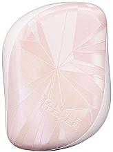 Fragrances, Perfumes, Cosmetics Hair Brush - Tangle Teezer Compact Styler Smashed Holo Pink