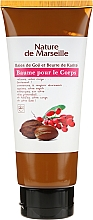 Fragrances, Perfumes, Cosmetics Body Balm with Goji Berries and Shea Butter Scent - Nature de Marseille