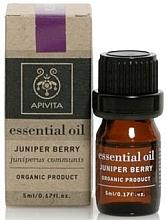"""Fragrances, Perfumes, Cosmetics Essential Oil """"Juniper"""" - Apivita Aromatherapy Organic Juniper Oil"""