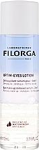 Fragrances, Perfumes, Cosmetics Makeup Remover Serum-Lotion - Filorga Optim-eyes Lotion Eye Make-up Remover Serum