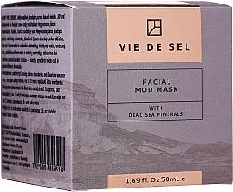 Fragrances, Perfumes, Cosmetics Face Mask - Vie De Sel Facial Mud Mask