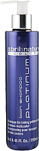 Fragrances, Perfumes, Cosmetics Blonde & Gray Hair Shampoo - Abril et Nature Silver Shampoo
