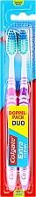 "Fragrances, Perfumes, Cosmetics Set ""Extra Clean"", medium, purple+pink - Colgate Expert Cleaning Medium Toothbrush"