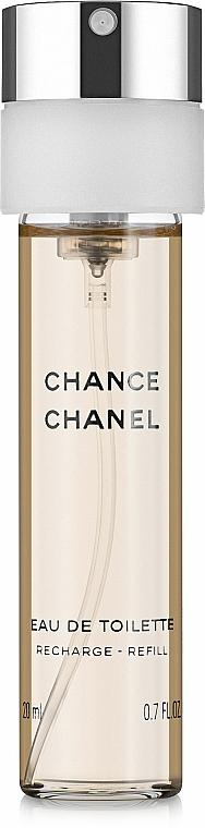 Chanel Chance - Eau de Toilette (refill) — photo N3