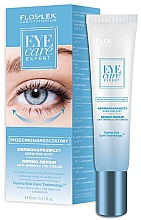 Fragrances, Perfumes, Cosmetics Anti-Wrinkle Eye Cream - Floslek Eye Care Expert Dermo-Repair Anti-Wrinkle Eye Cream