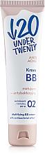 Fragrances, Perfumes, Cosmetics BB-Cream - Under Twenty Anti Acne Matting Cream