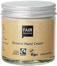 "Fragrances, Perfumes, Cosmetics Hand Cream ""Almond"" - Fair Squared Almond Hand Cream"