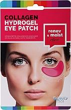 Fragrances, Perfumes, Cosmetics Red Wine Collagen Eye Mask - Beauty Face Collagen Hydrogel Eye Mask