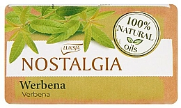 Fragrances, Perfumes, Cosmetics Verbena Soap - Luksja Nostalgia Verbena Soap