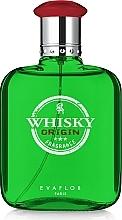 Fragrances, Perfumes, Cosmetics Evaflor Whisky Origin - Eau de Toilette