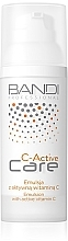 Fragrances, Perfumes, Cosmetics Active Vitamin C Emulsion - Bandi Professional C-Active Care Emulsion With Active Vitamin C
