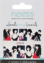 Fragrances, Perfumes, Cosmetics Nail Art Stickers, 3687, BN-261 - Neess