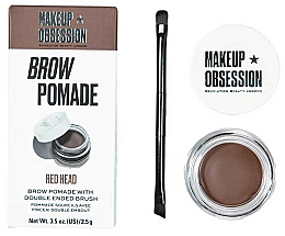 Fragrances, Perfumes, Cosmetics Brow Pomade - Makeup Obsession Brow Pomade