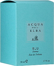 Fragrances, Perfumes, Cosmetics Acqua Dell Elba Blu Donna - Eau de Toilette