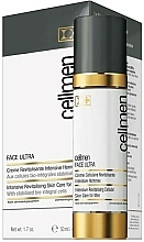 Fragrances, Perfumes, Cosmetics Cellular Intensive Ultravital Face Cream - Cellmen Face Ultra Cream