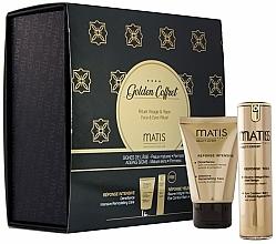 Fragrances, Perfumes, Cosmetics Set - Matis Golden Coffrete Densifiance (f/cr/50ml + eye/balm/15ml)