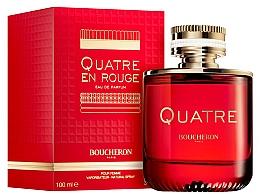 Fragrances, Perfumes, Cosmetics Boucheron Quatre En Rouge - Eau de Parfum