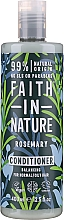 Fragrances, Perfumes, Cosmetics Rosemary Hair Conditioner - Faith in Nature Rosemary Conditioner