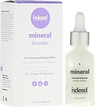 Fragrances, Perfumes, Cosmetics Facial Booster - Indeed Laboratories Mineral Booster